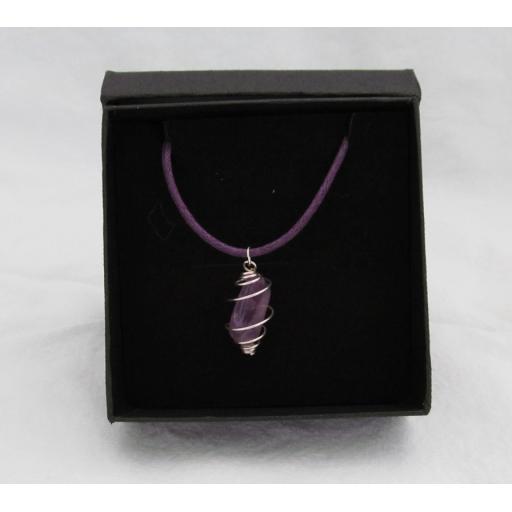 Cord Crystal Bracelet