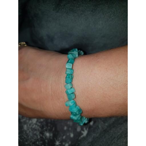 Amazonite healing bracelet