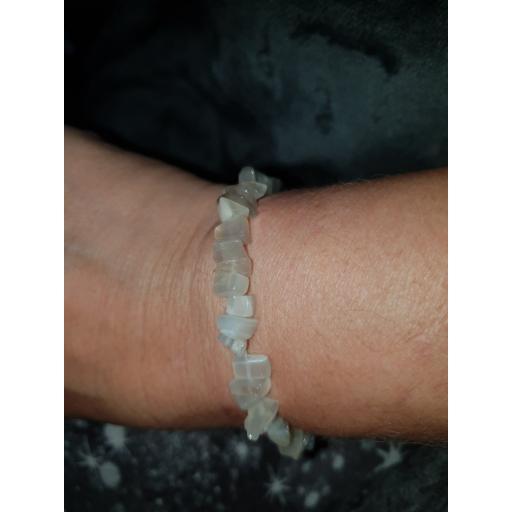 Moonstone healing bracelet